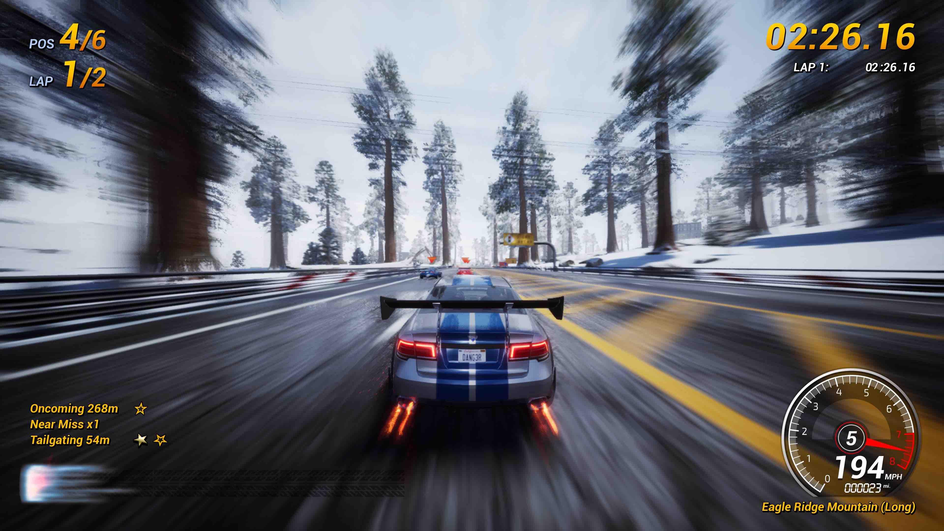 Analisis Dangerous Driving