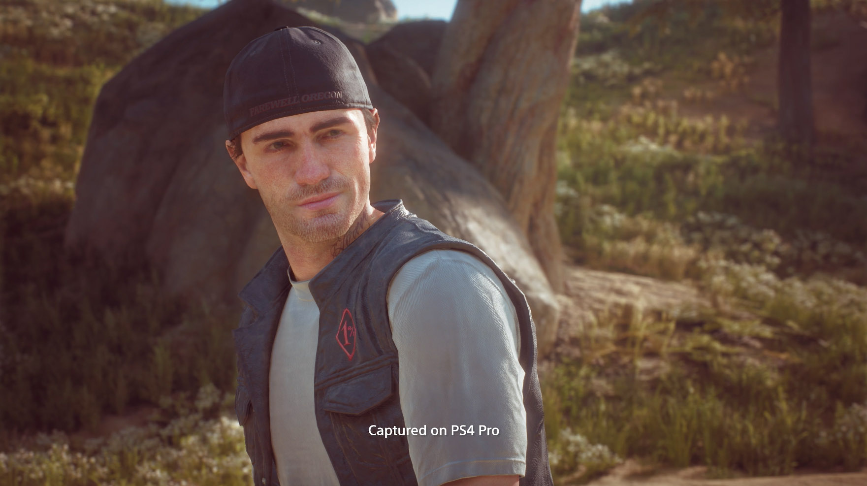 Days Gone Promo PS DEACON