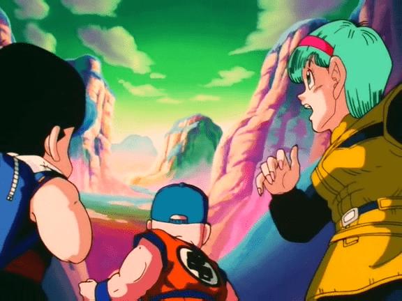 Dragon Ball Z capítulo 45
