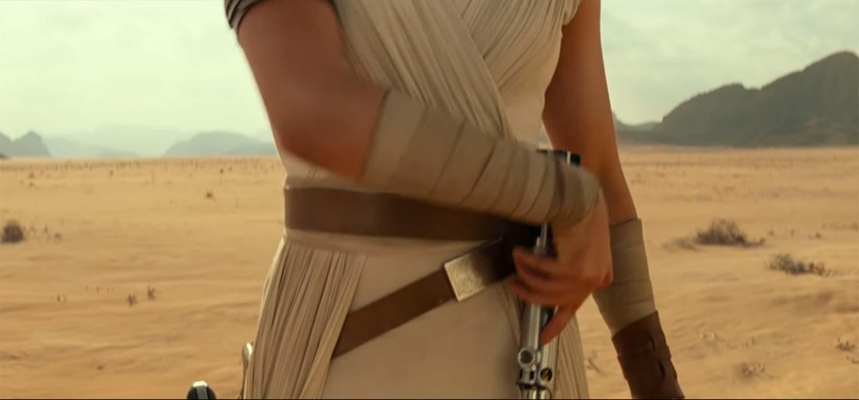 Espada de luz de Luke