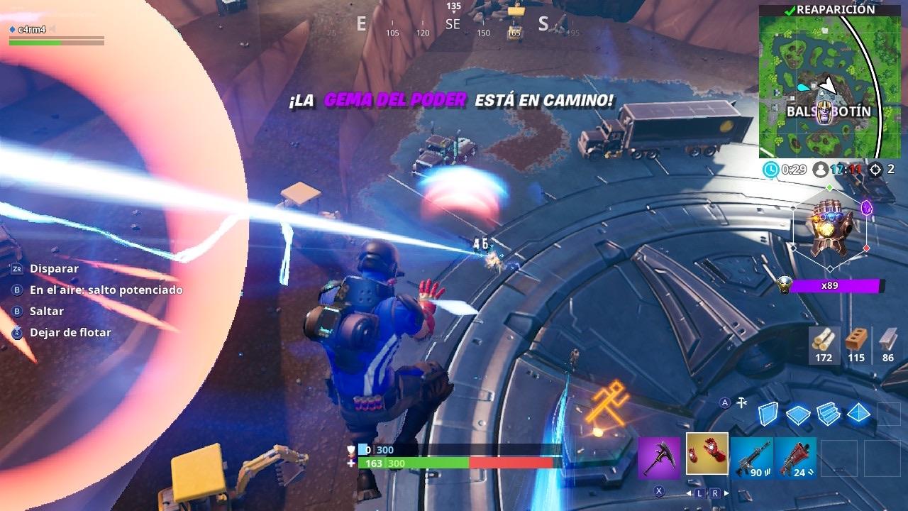 Fortnite: Desafíos de Endgame