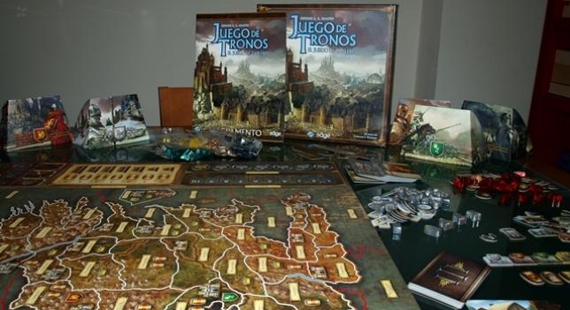 Juego de tronos juego de mesa