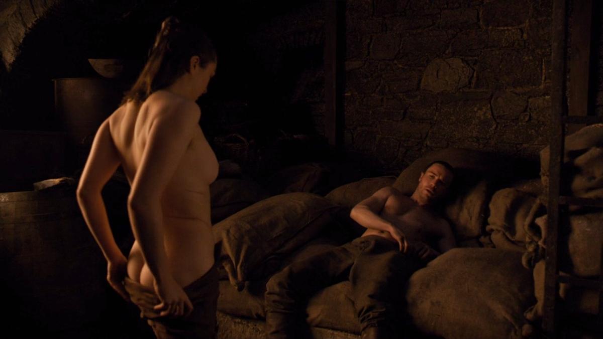 Juego de Tronos temporada 8 - Escena de sexo entre Arya y Gendry