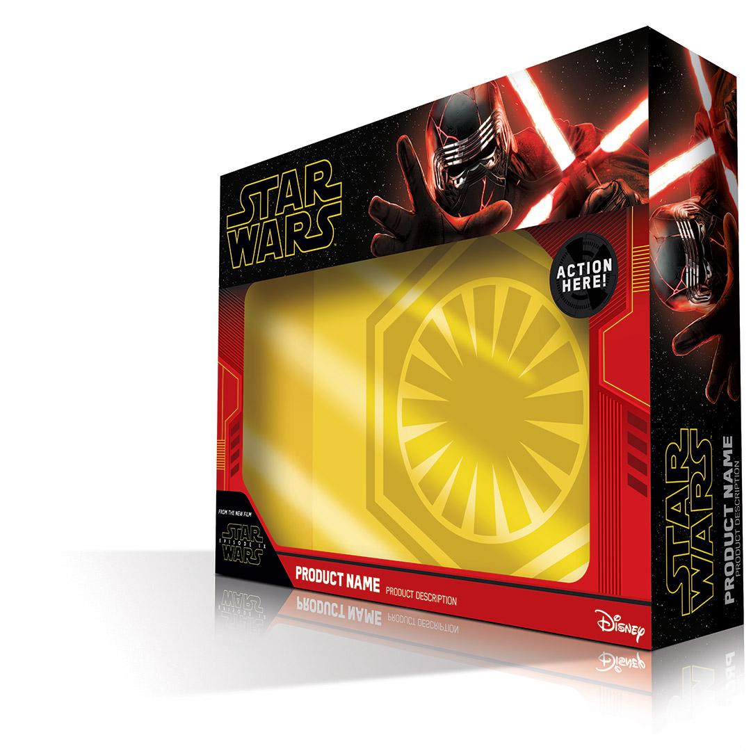 Kylo Ren en Star Wars: The Rise of Skywalker