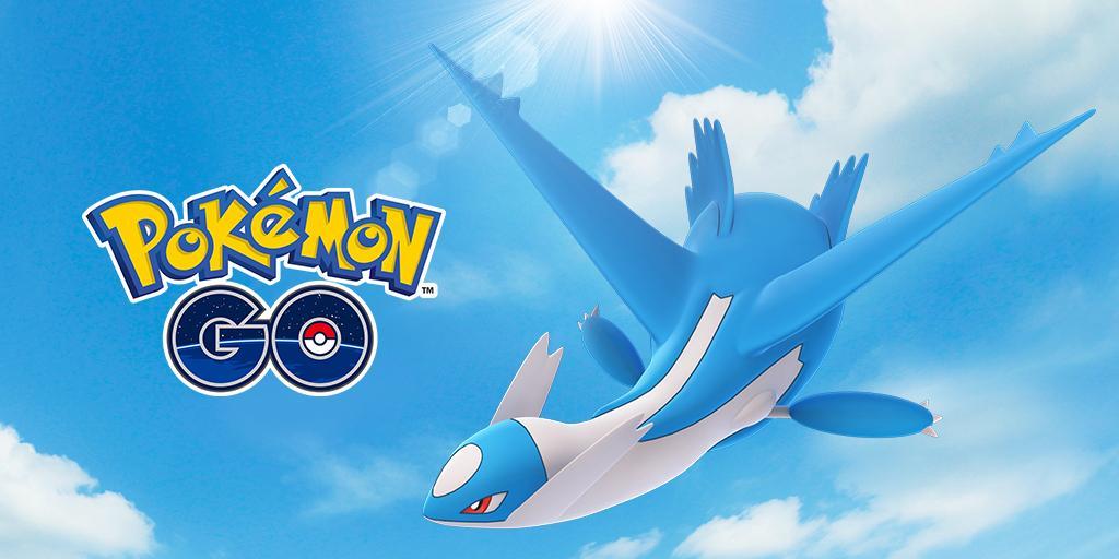 Latios en Pokémon GO durante una semana