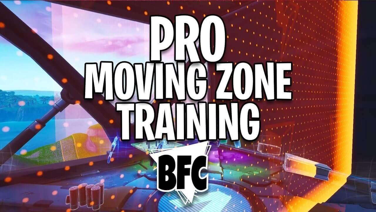 Mapas entrenamiento modo creativo Fortnite
