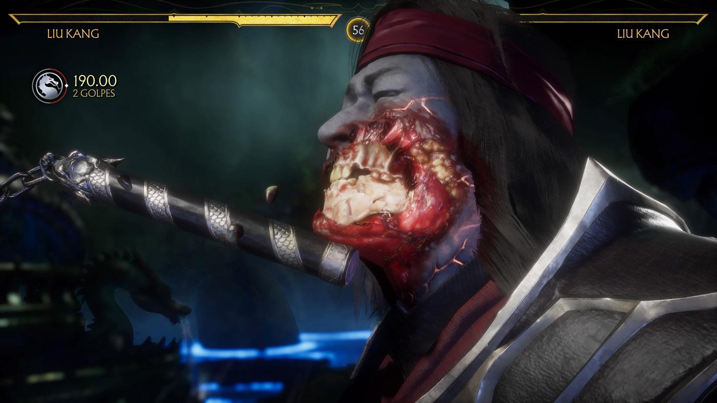 Mortal Kombat 11 - Fatal Blow