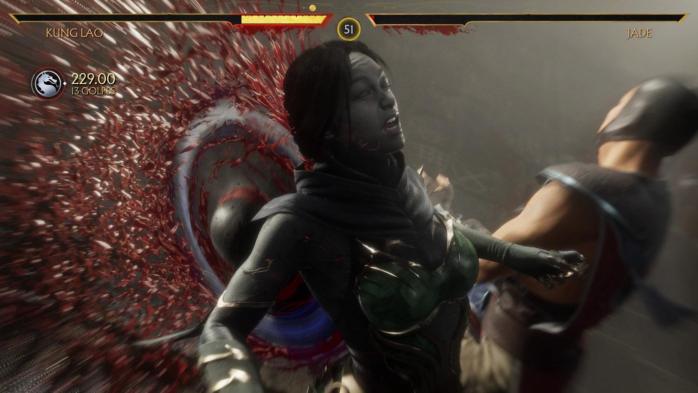 Mortal Kombat 11 - Kitana