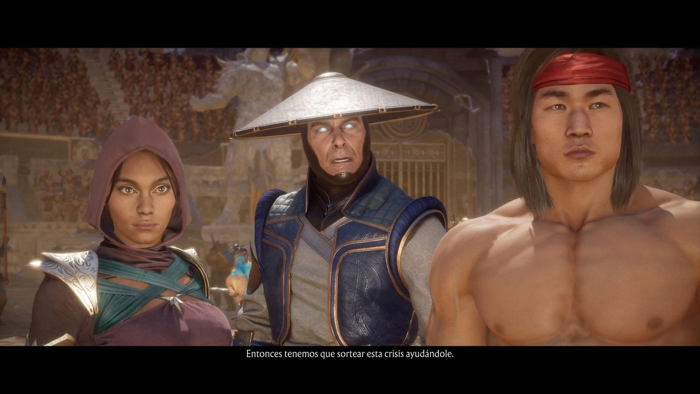 Mortal Kombat 11 - Modo Historia