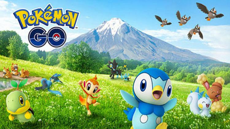 Sincroaventura Pokémon GO