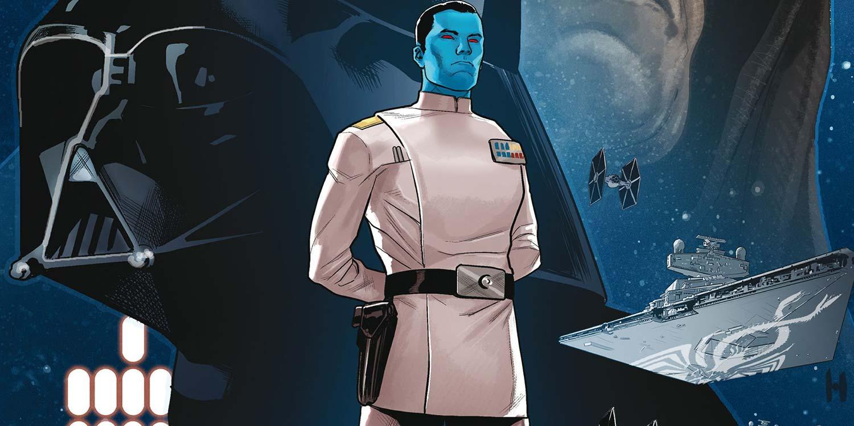 Reseña de Star Wars: Thrawn - El cómic basado en la novela - HobbyConsolas  Entretenimiento
