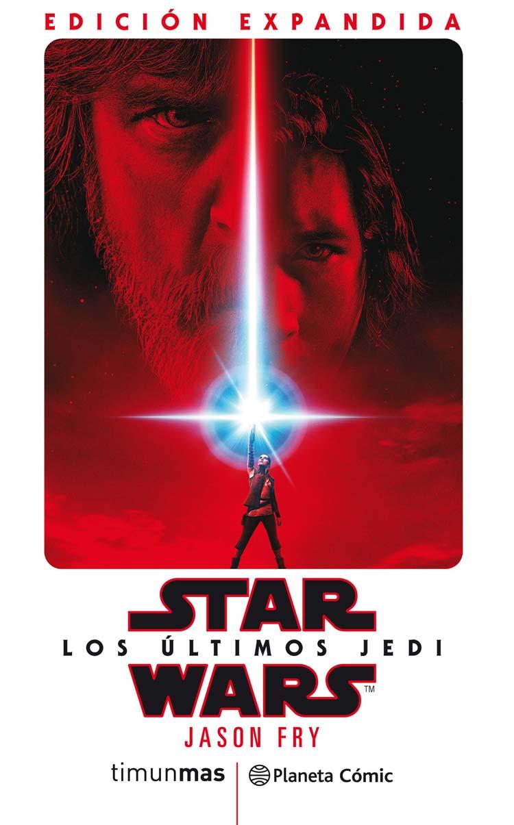 Star Wars: Los Últimos Jedi - Novela