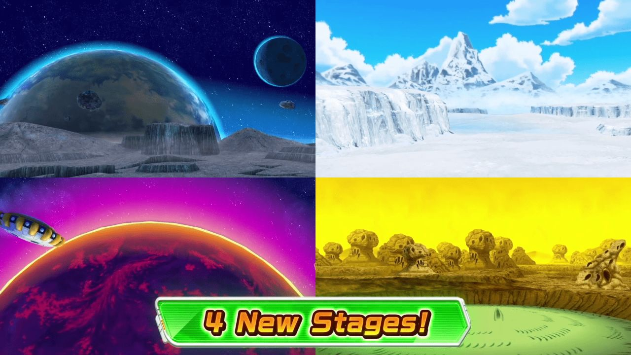 Super Dragon Ball Heroes World Mission gratis