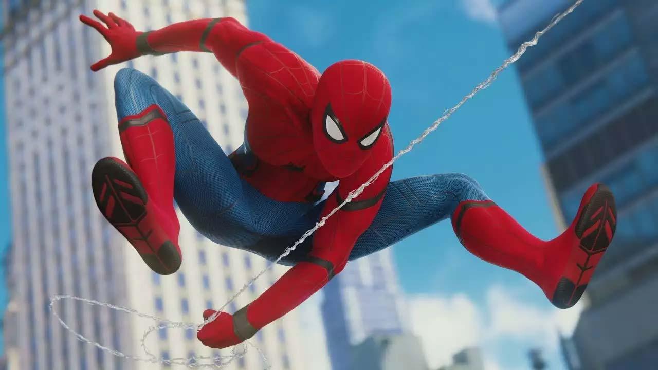 Tecnotraje de Spider-Man