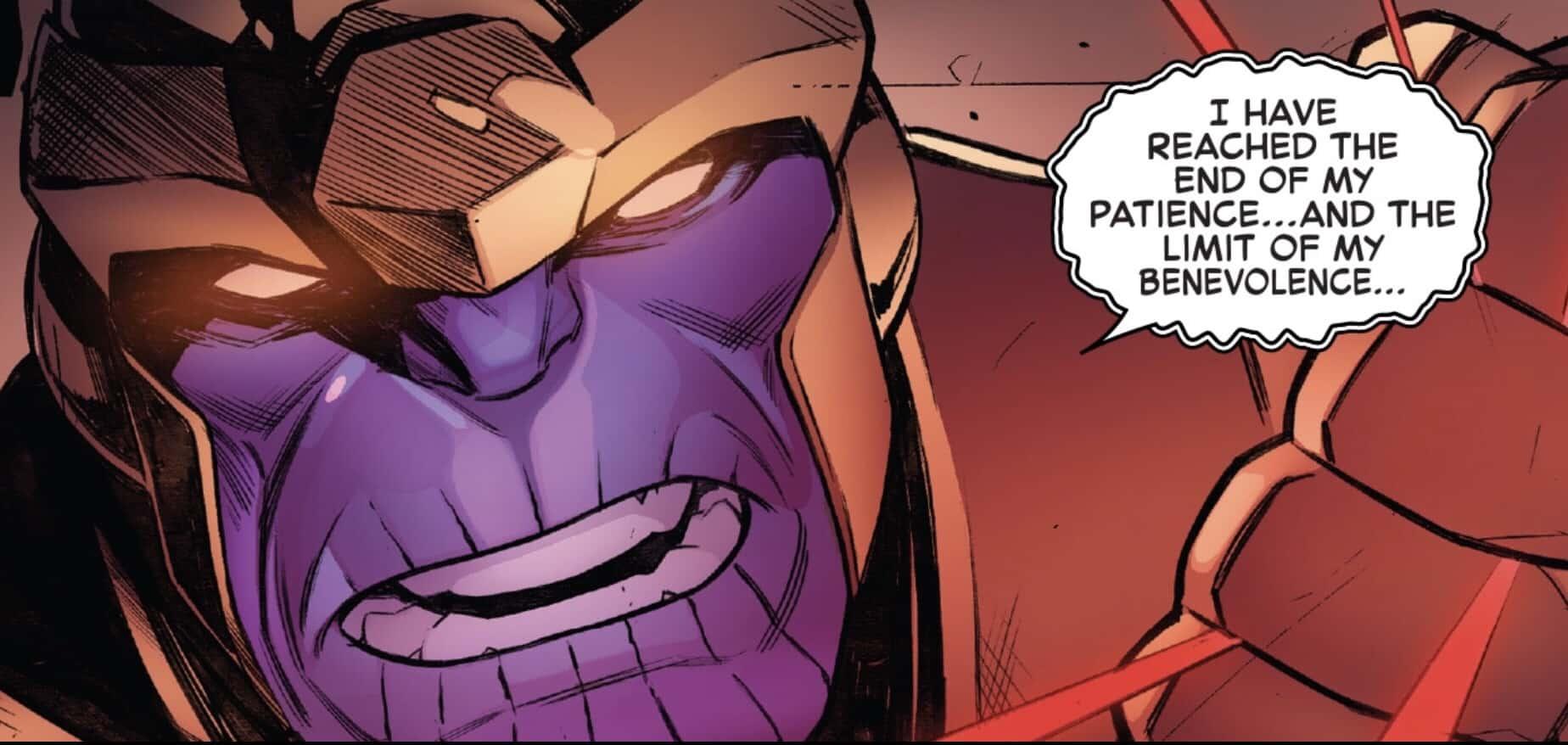 Thanos heroico