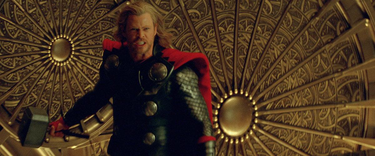 Thor - Primera armadura