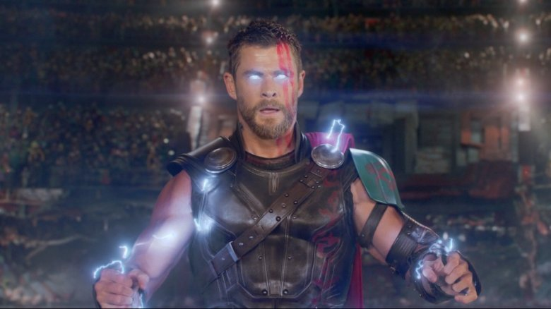 Thor - Traje de gladiador