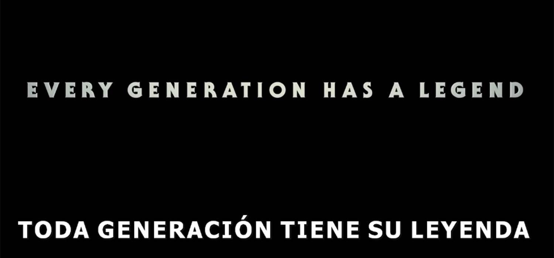 Toda generación tiene su leyenda