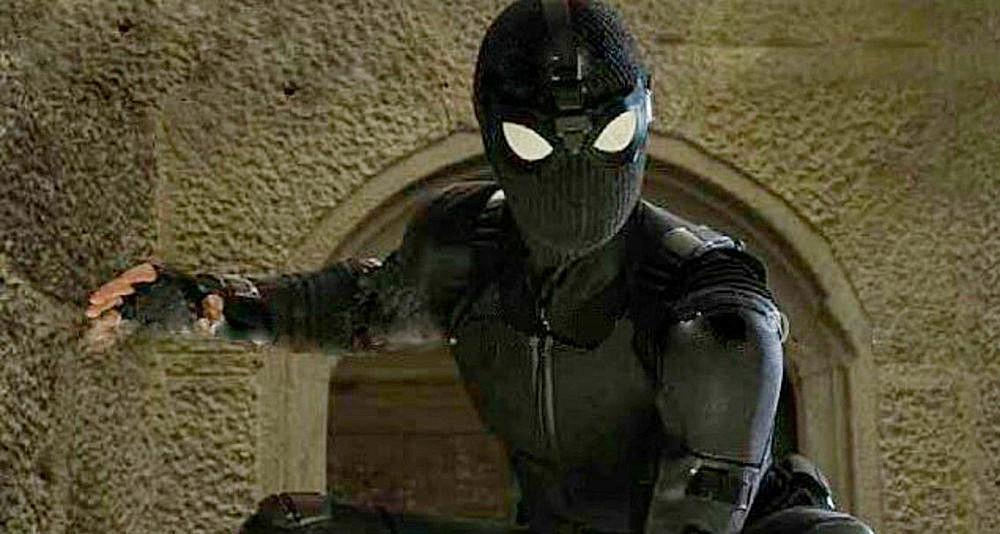 Traje de infiltración de Spider-Man
