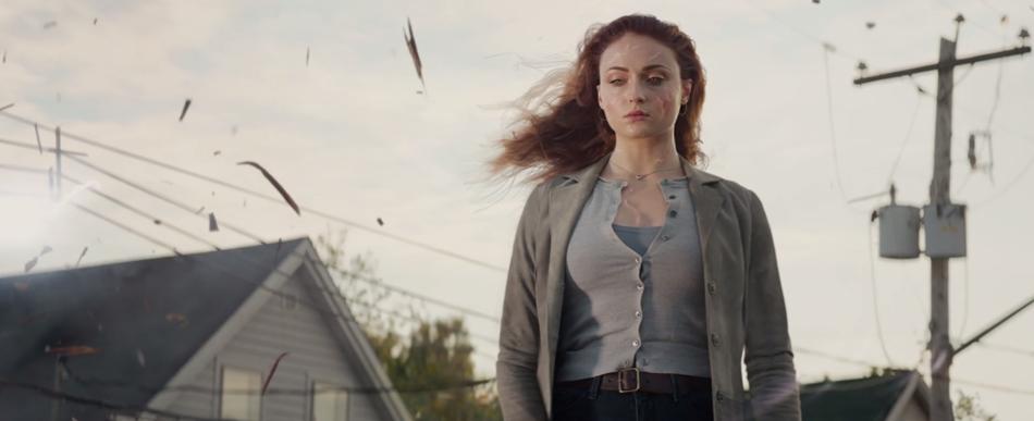 X-Men Fénix Oscura - Sophie Turner
