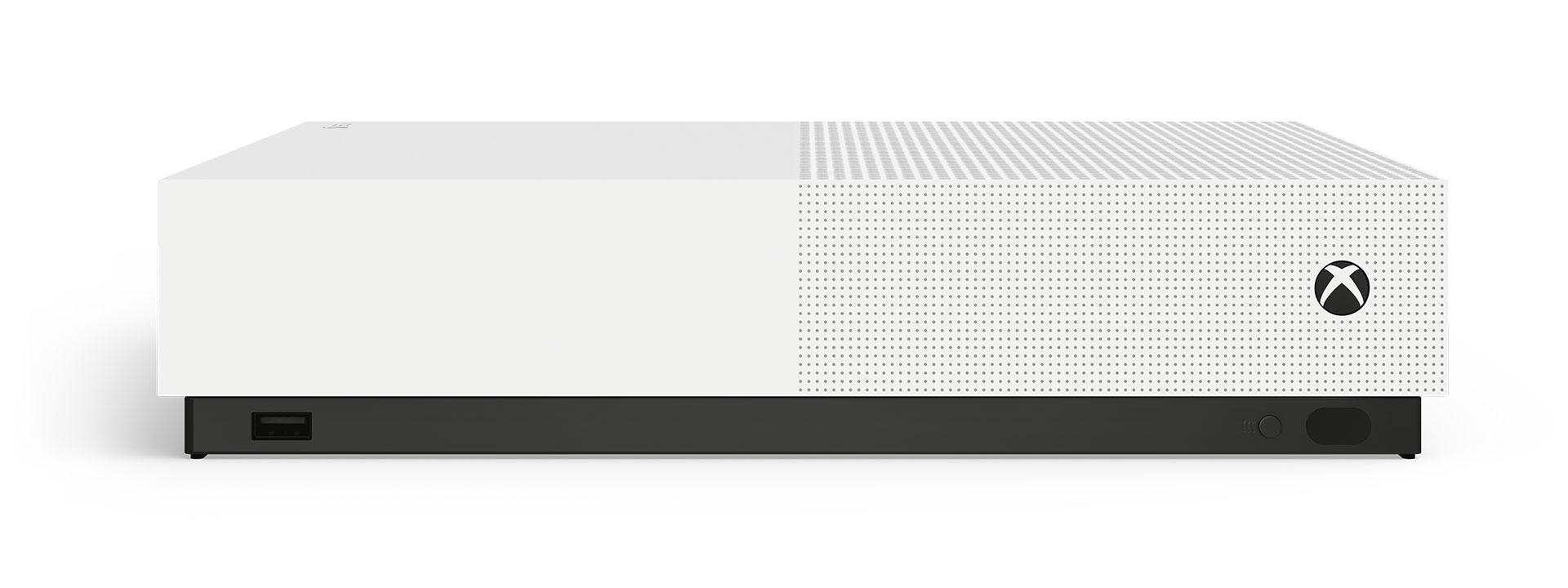 Xbox One S All-Digital  SAD