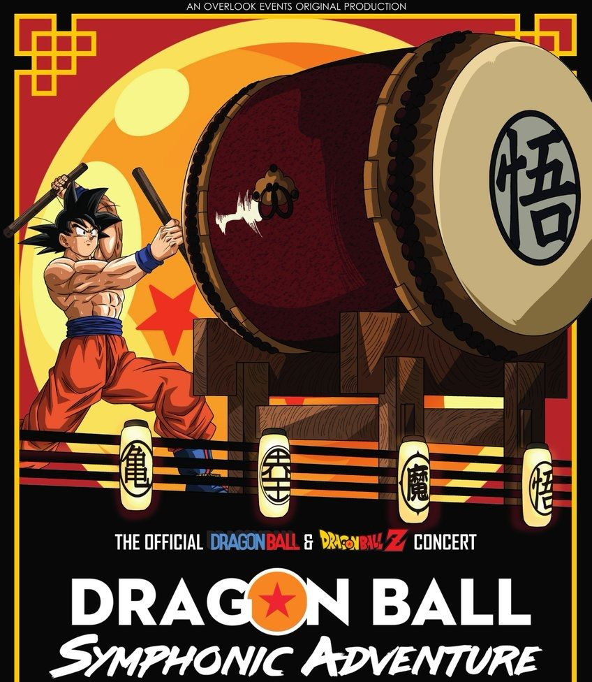 Dragon Ball concierto sinfónico