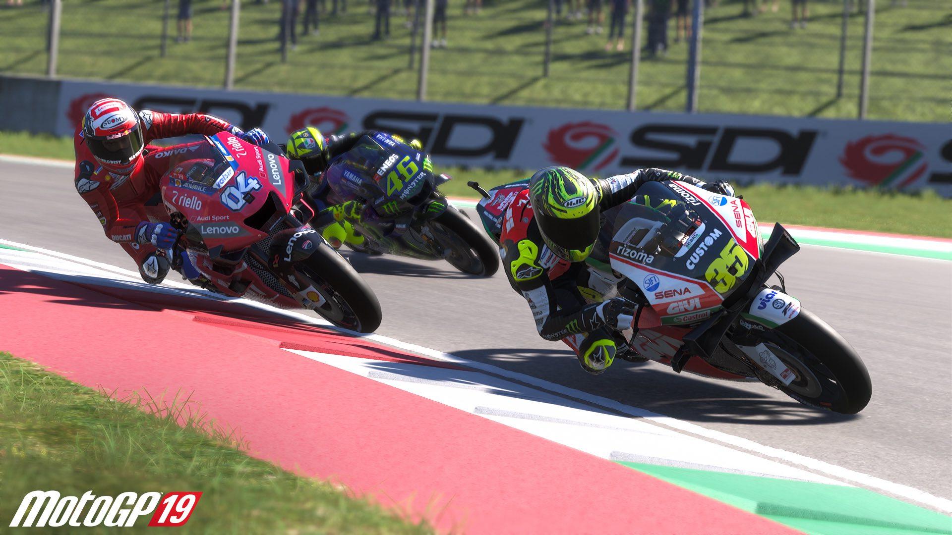impresiones MotoGP 19