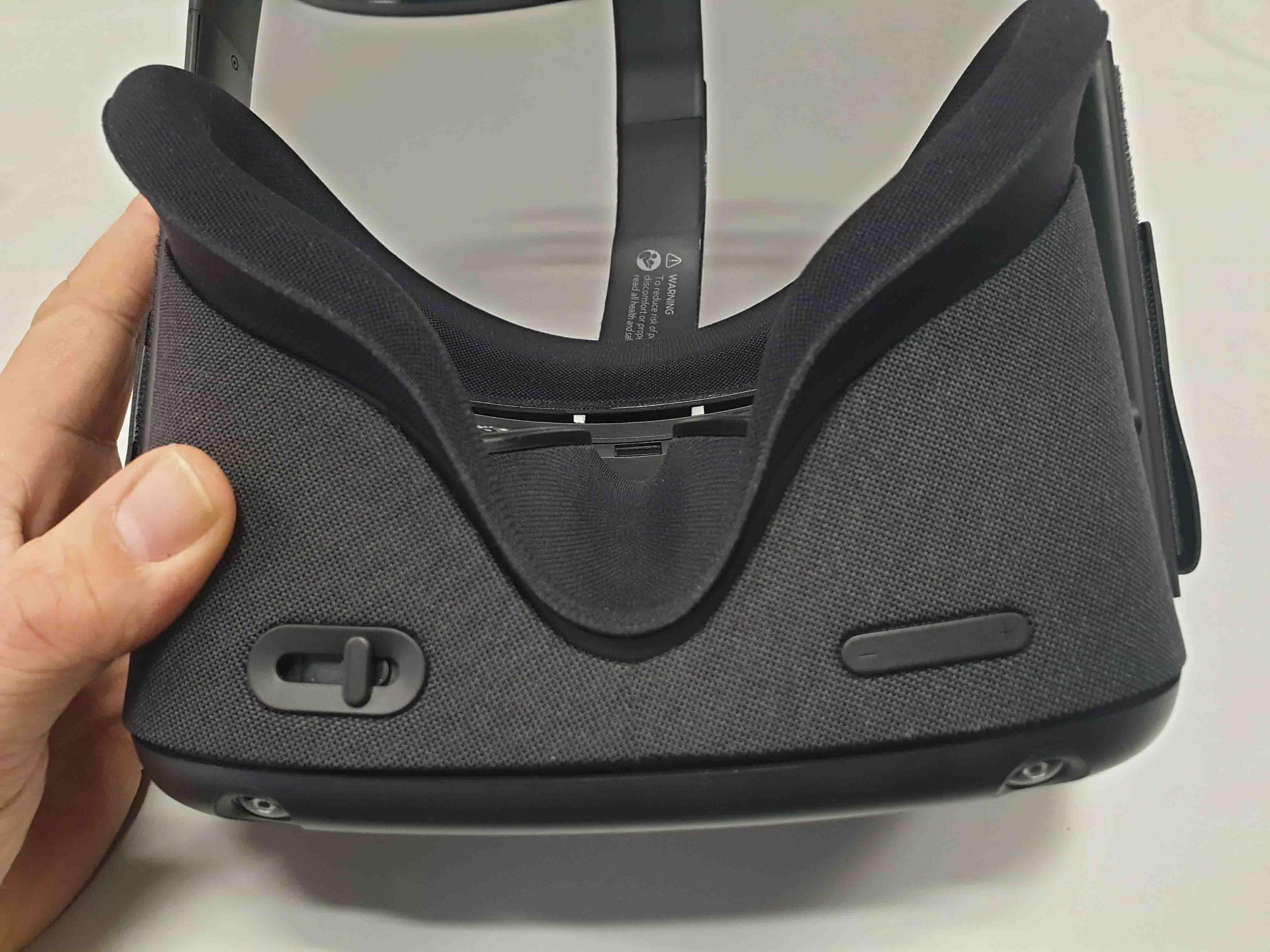 Oculus Quest detalles