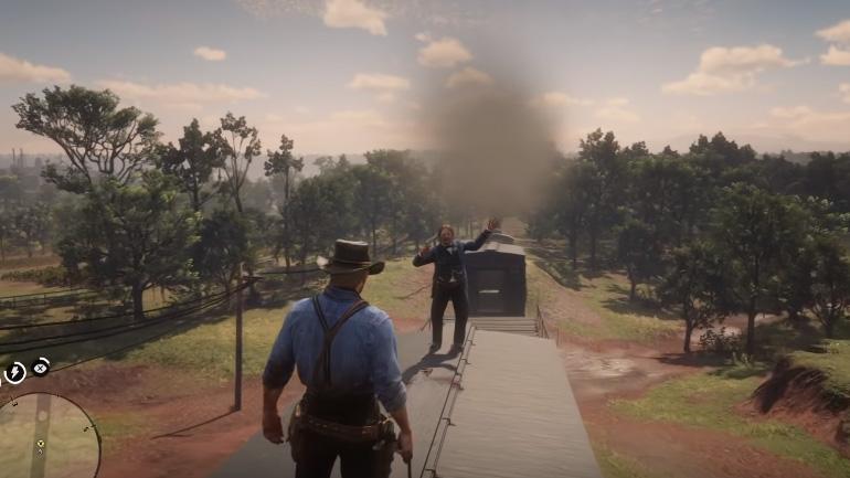 Ex-trabajador de Rockstar confirma Red Dead Redemption 2 para PC
