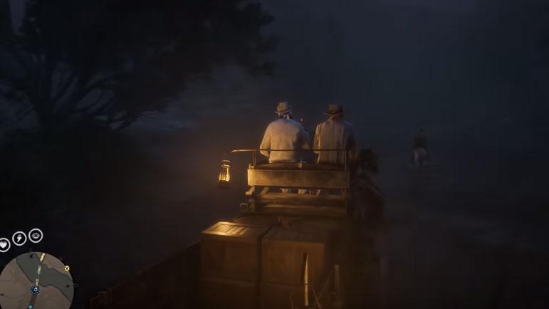 Red Dead Redemption Online: Bug creepy crea cadáveres de caballos quemados