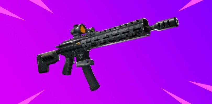 Rifle de Asalto táctico en Fortnite