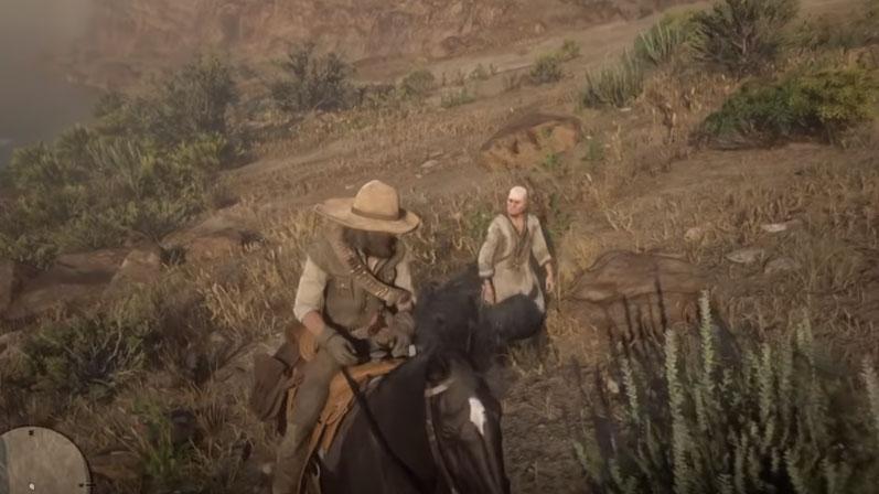 Secretos Red Dead Redemption 2