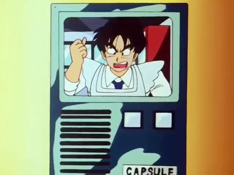 La seguridad vial de Goku - Dragon Ball
