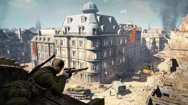 sniper elite v2 remastered 2