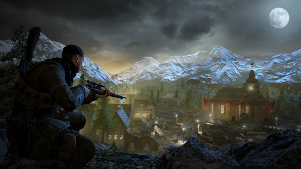 sniper elite v2 remastered 5