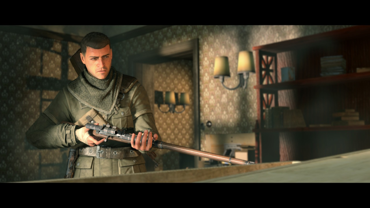 sniper elite V2 switch 2