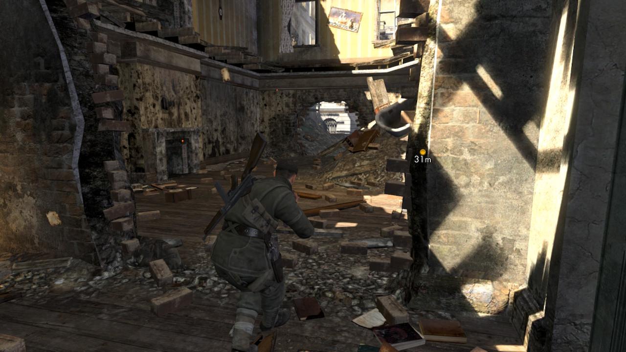 sniper elite V2 switch 3