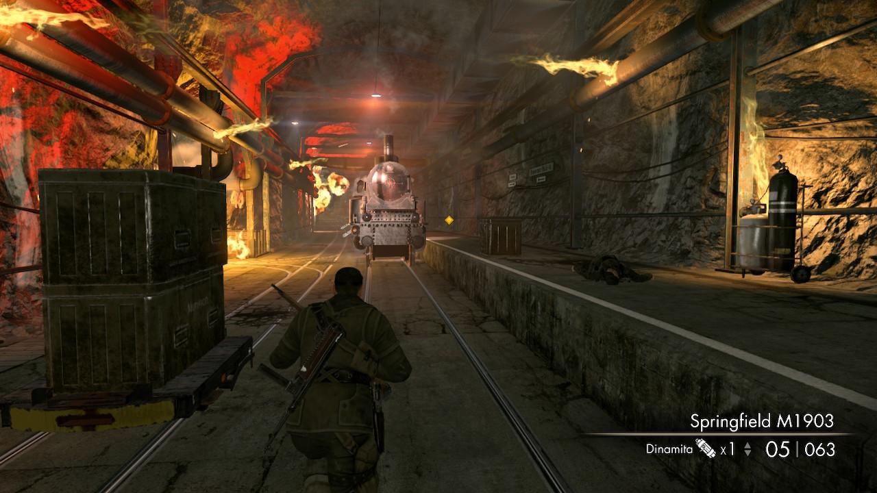 sniper elite V2 switch 4