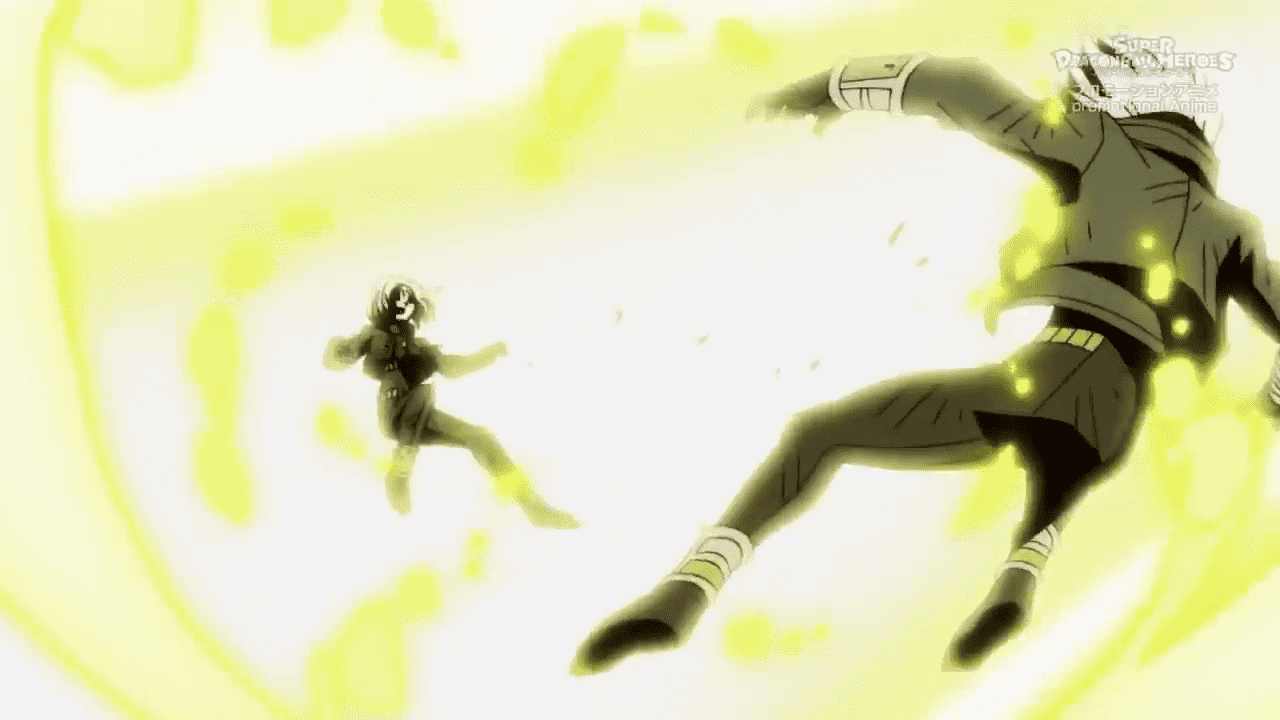 Super Dragon Ball Heroes episodio 11