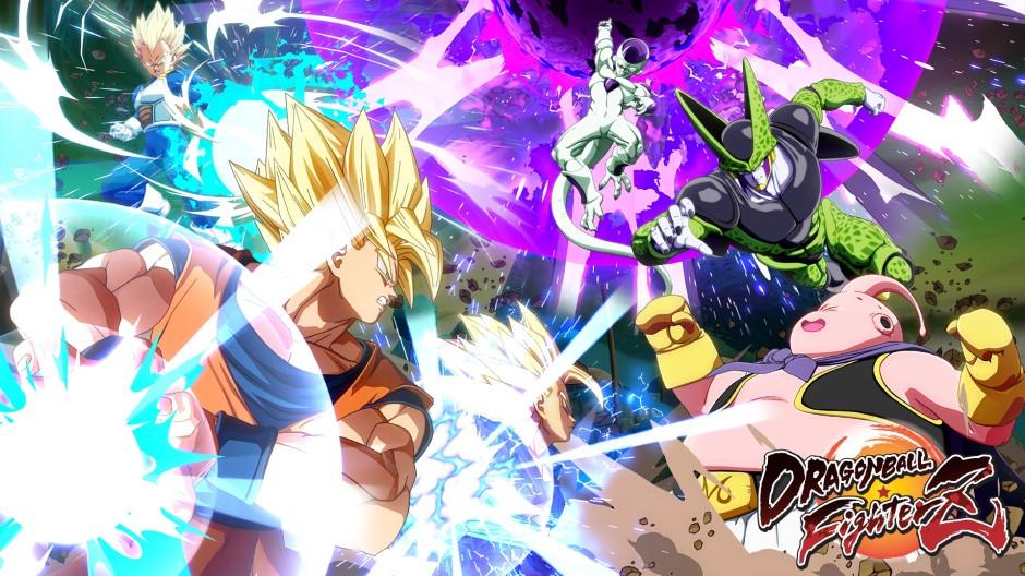 Resultado de imagen para Dragon Ball FighterZ