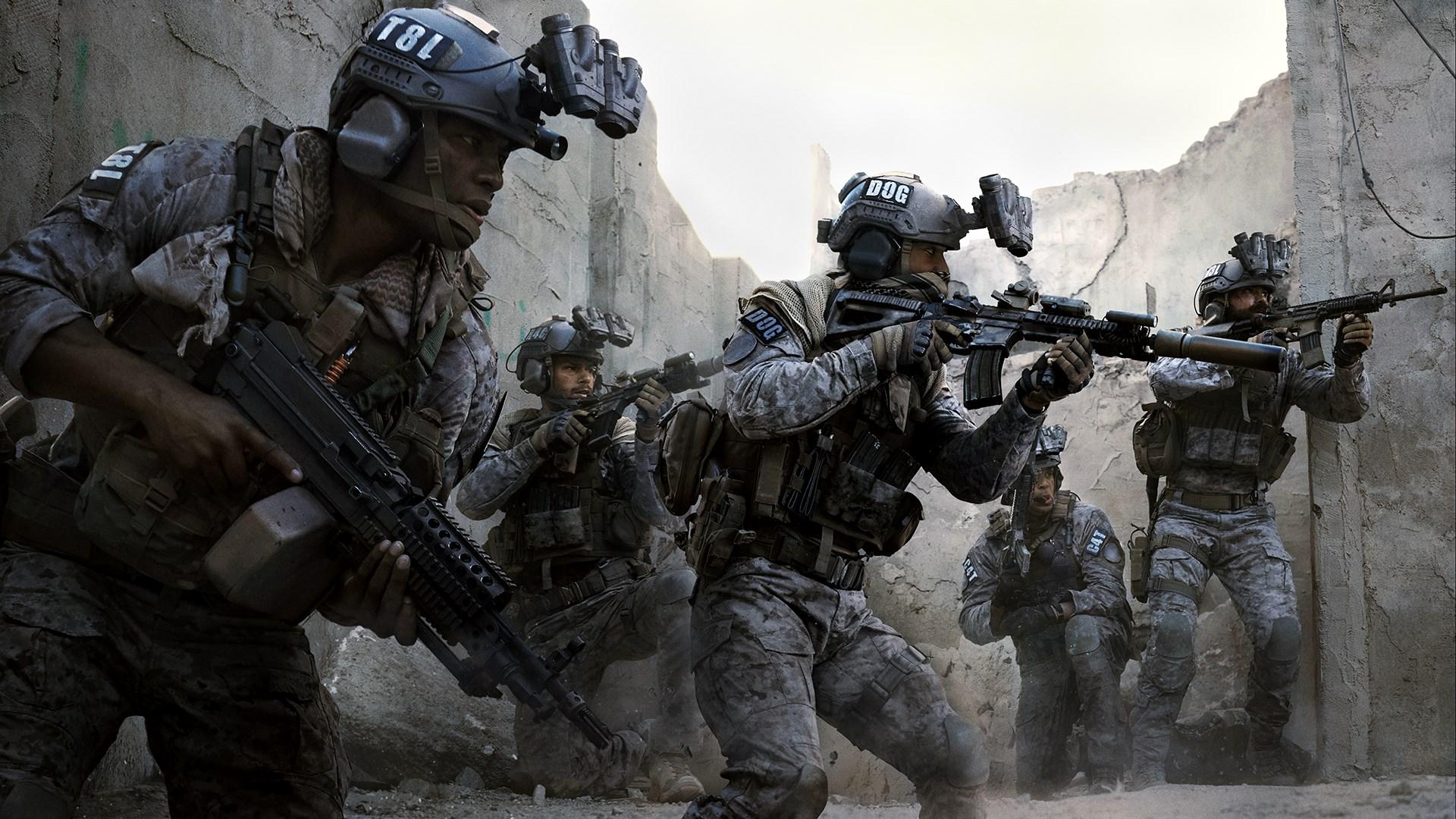 Call of Duty Modern Warfare: el battle royale podría llegar gratis en enero  de 2020 - HobbyConsolas Juegos