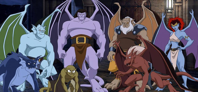 Crítica de Gárgolas, la serie en Disney Plus que tienes que ver - HobbyConsolas Entretenimiento