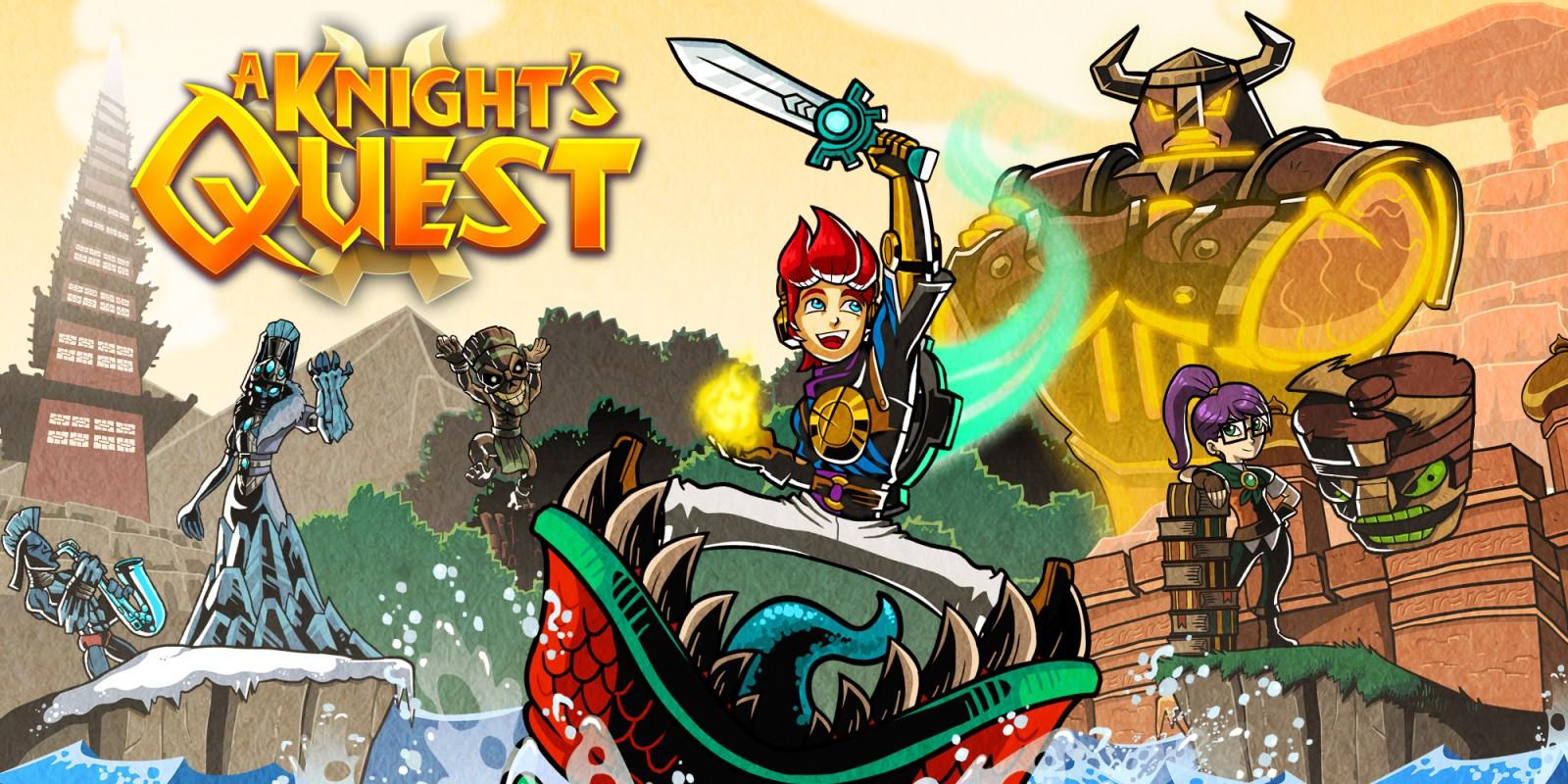 Análisis de A Knight´s Quest para Nintendo Switch, PS4, Xbox One y PC -  HobbyConsolas Juegos