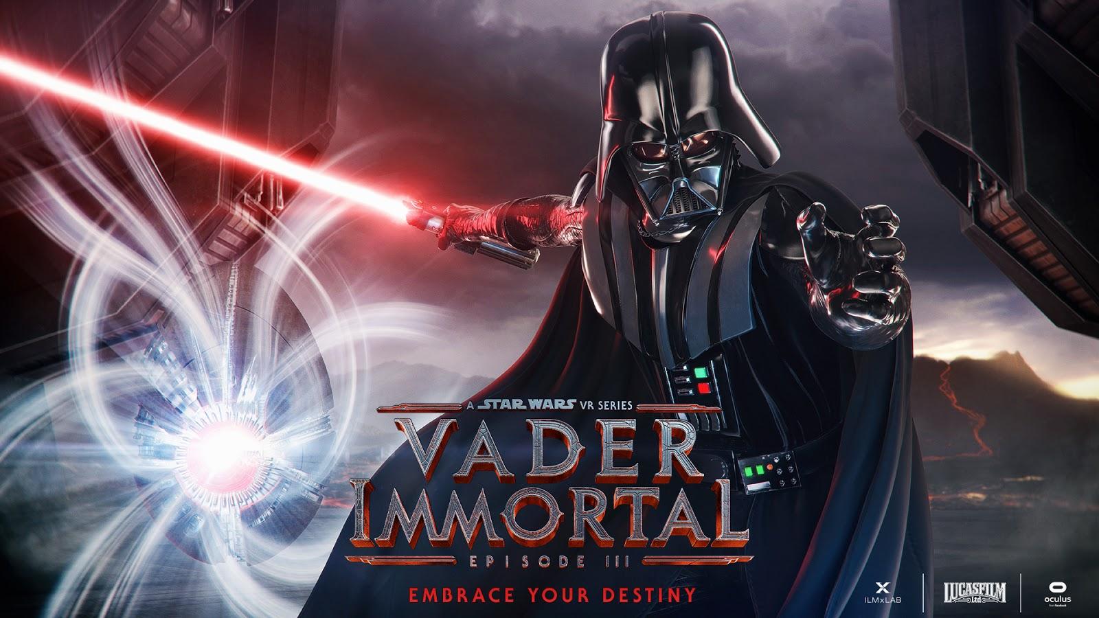 Análisis de Vader Immortal: Episode III para Oculus Quest y Rift