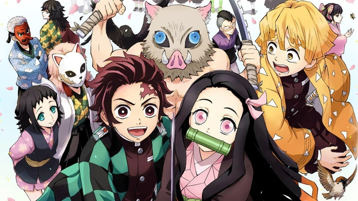 Demon Slayer: Kimetsu no Yaiba test de personaje