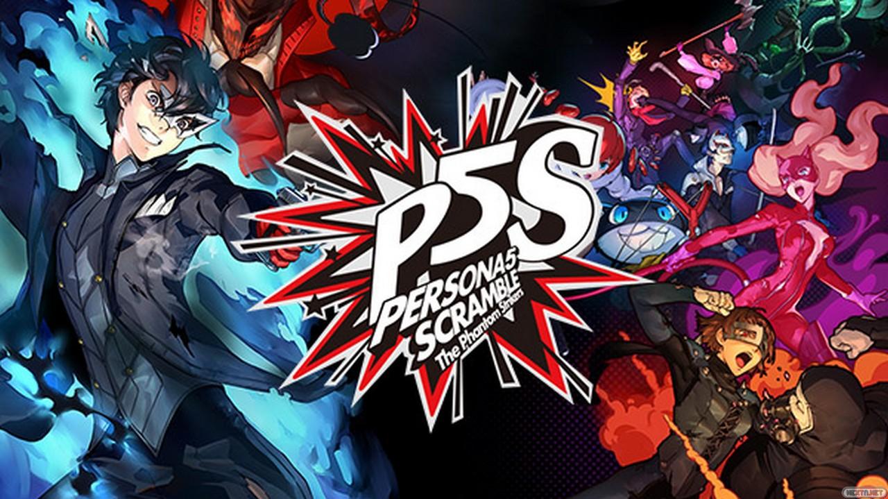 Atlus muestra el opening de Persona 5 Scramble: The Phantom Strikers - HobbyConsolas Juegos