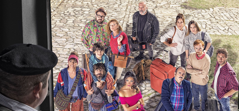 Crítica de el pueblo, la nueva comedia de los creadores de La que se avecina - HobbyConsolas Entretenimiento