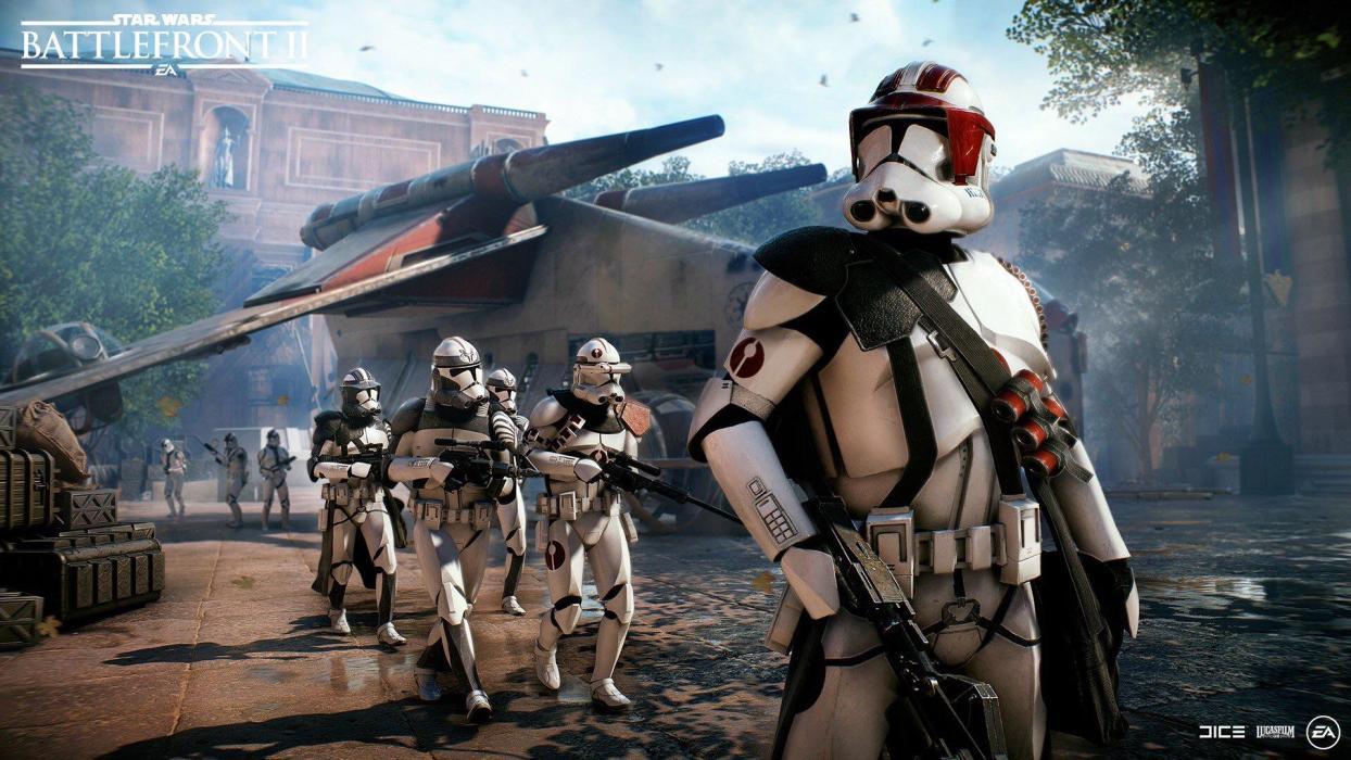 Star Wars Battlefront II Celebration Edition se podrá descargar gratis en  Epic Games Store la próxima semana - HobbyConsolas Juegos