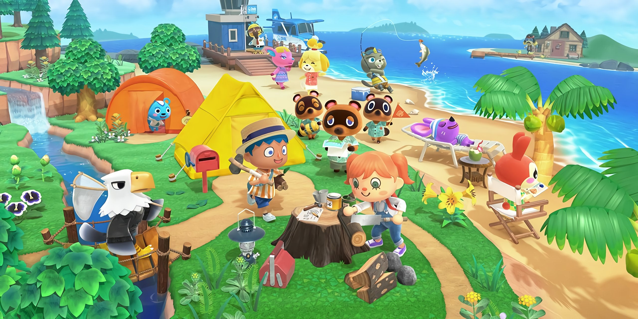 Análisis De Animal Crossing New Horizons Para Nintendo Switch Hobbyconsolas Juegos