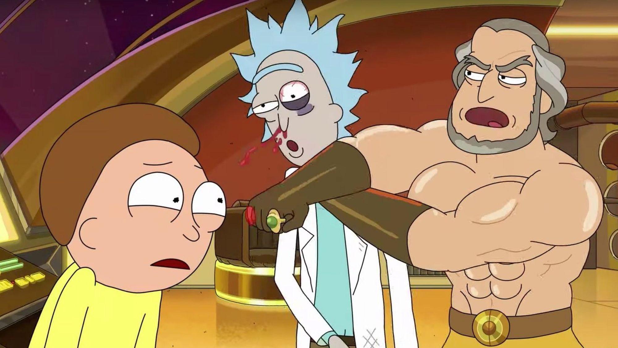 Crítica De Rick Y Morty 4x06 Una Ración De Antología Hobbyconsolas Entretenimiento